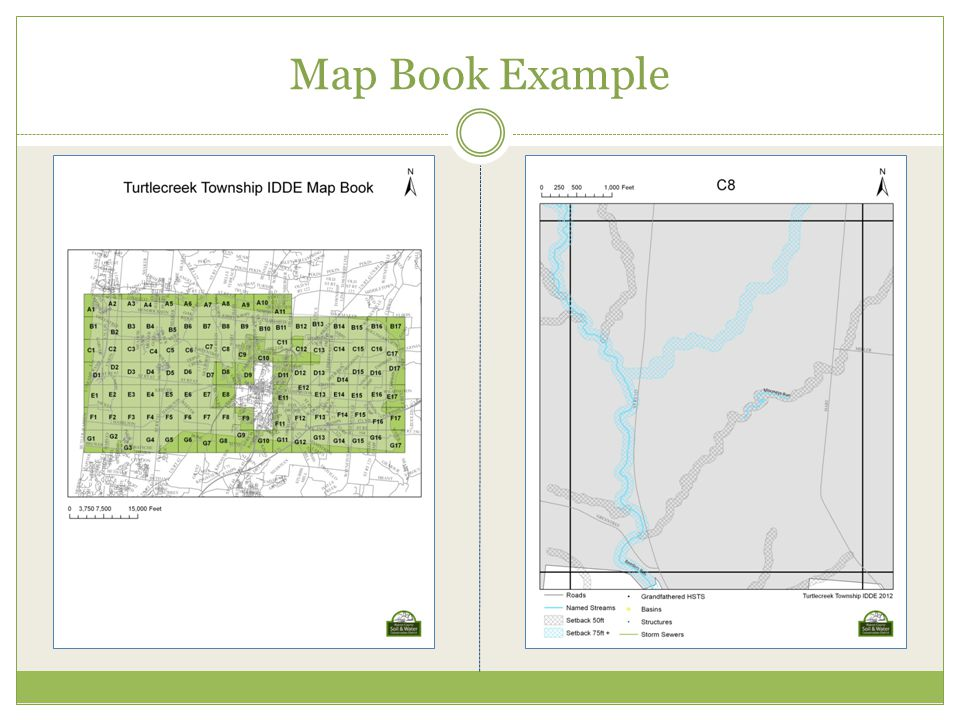 Map Book Example