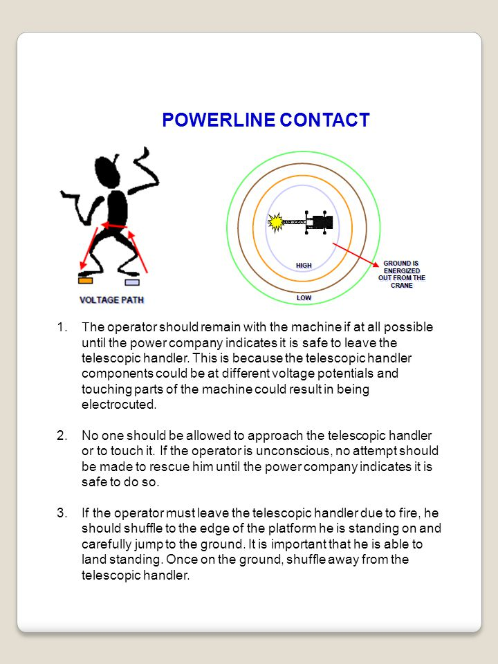 POWERLINE CONTACT
