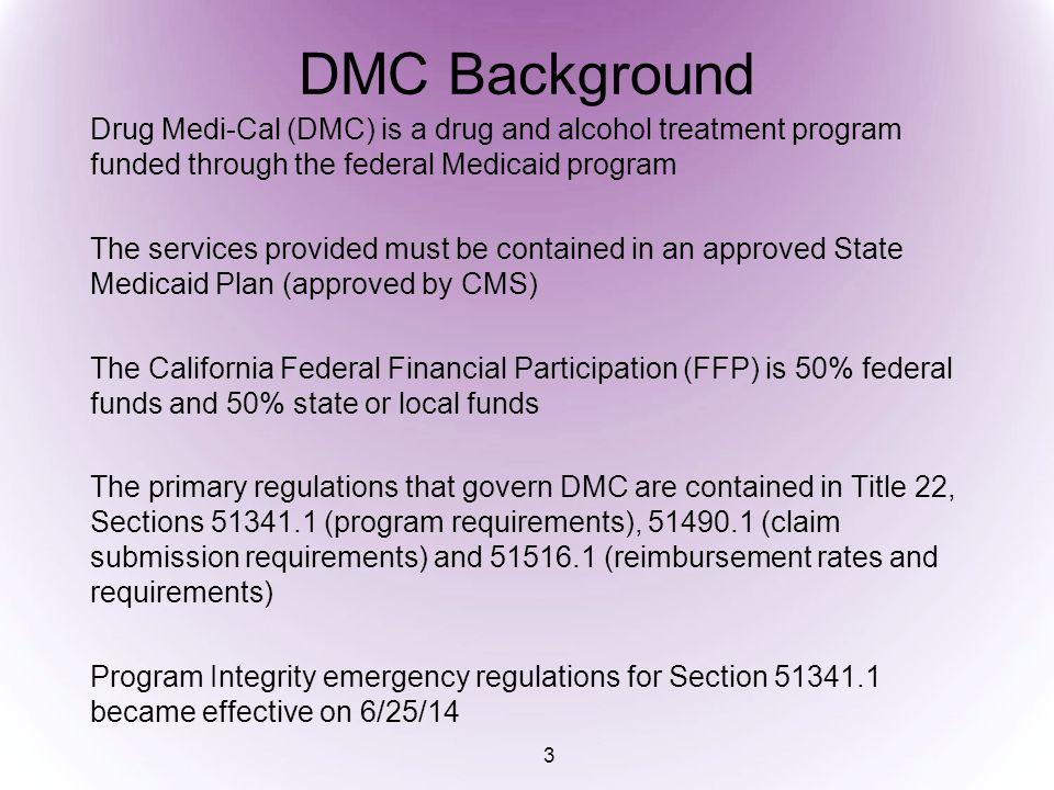 DMC Background