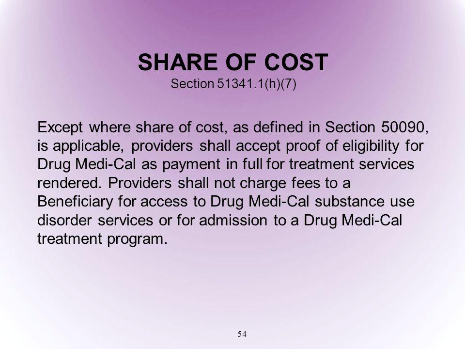 DRUG MEDI-CAL TITLE 22 TRAINING