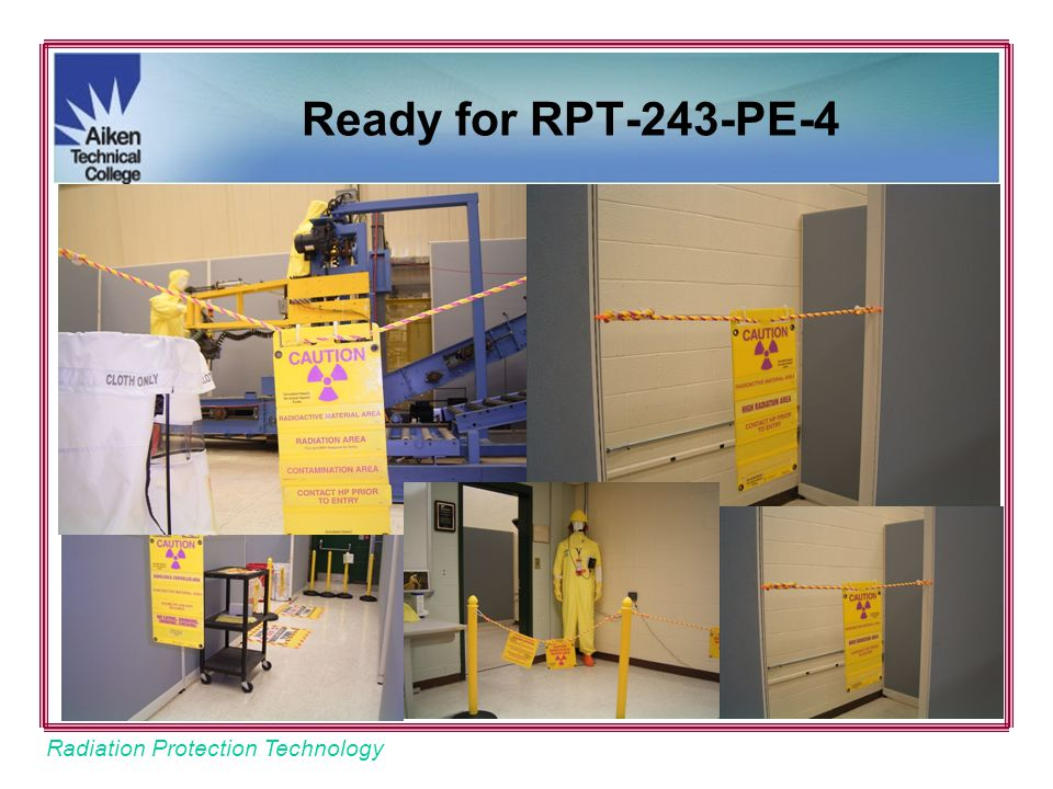 Ready for RPT-243-PE-4