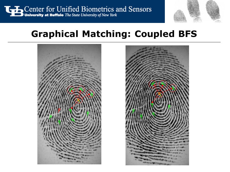 Graphical Matching: Coupled BFS