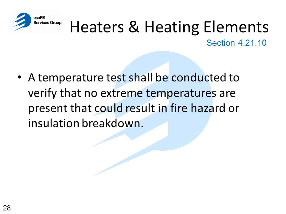 Heaters & Heating Elements