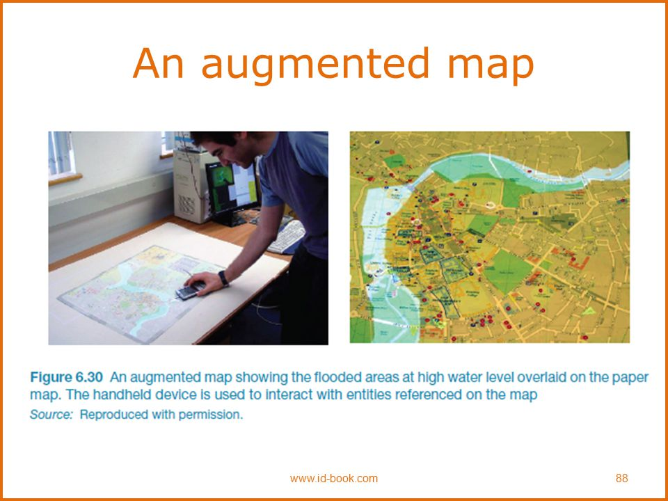 An augmented map www.id-book.com