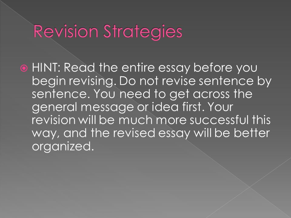 "revision rich essay Re-visiting adrienne rich it was through rich's essay that i really understood the meaning of revision i do this by writing ""revision"" on the board as."