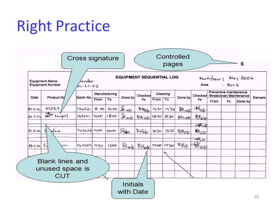 Right Practice