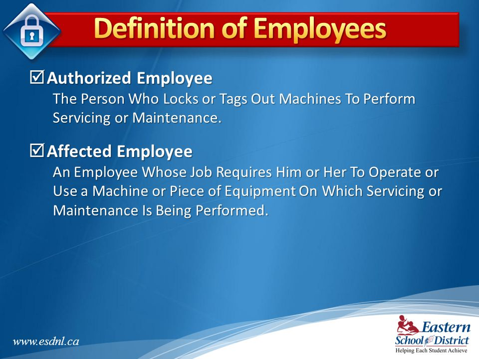 Definition of Employees