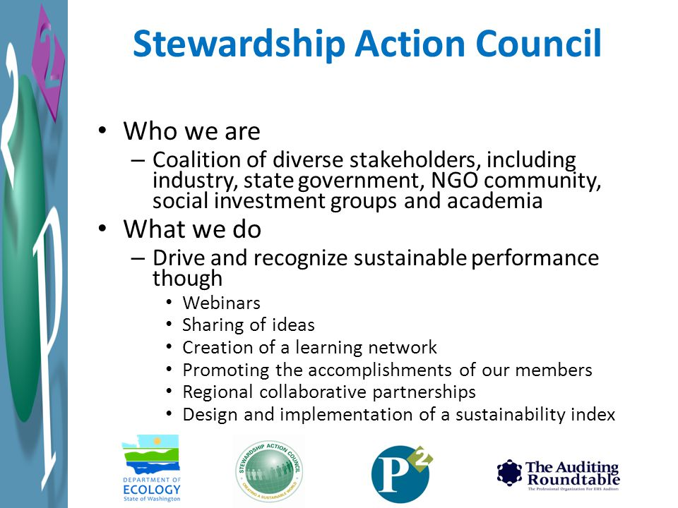 Stewardship Action Council
