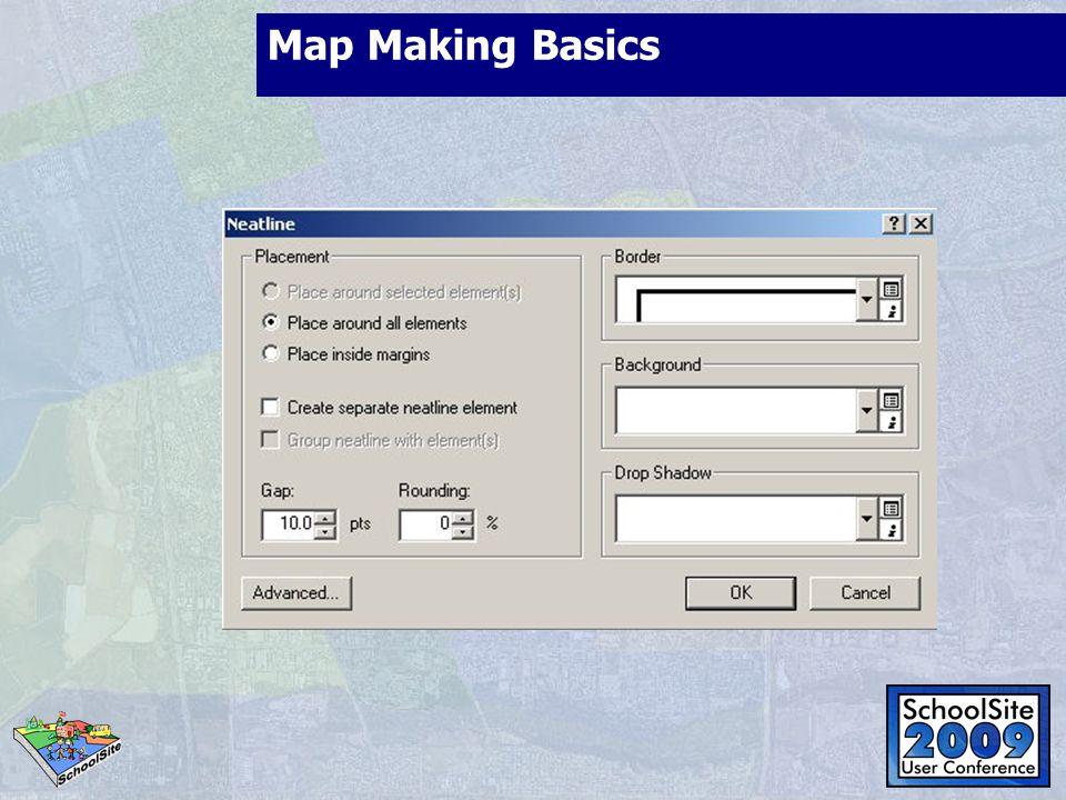 Map Making Basics