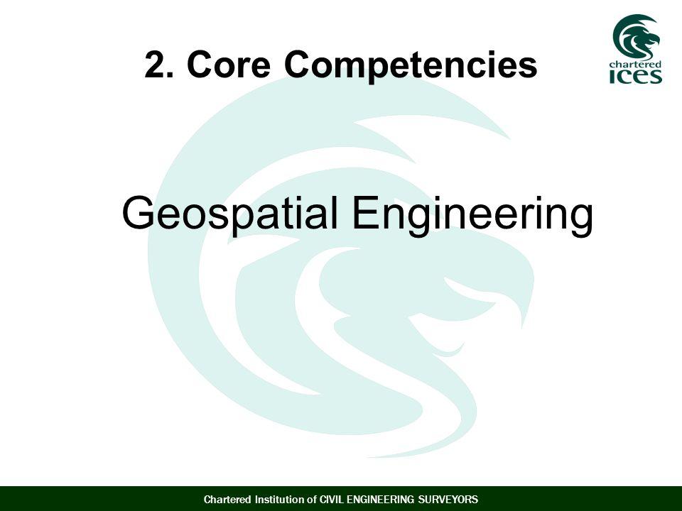 Geospatial Engineering