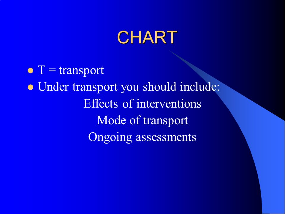 Effects of interventions