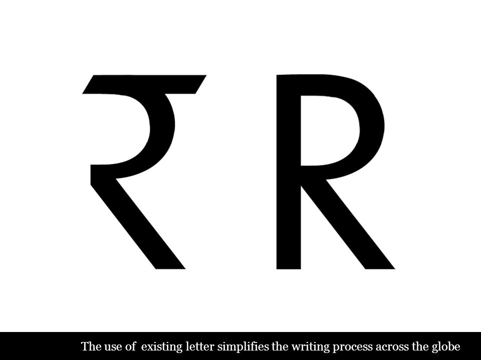 The use of existing letter simplifies the writing process across the globe
