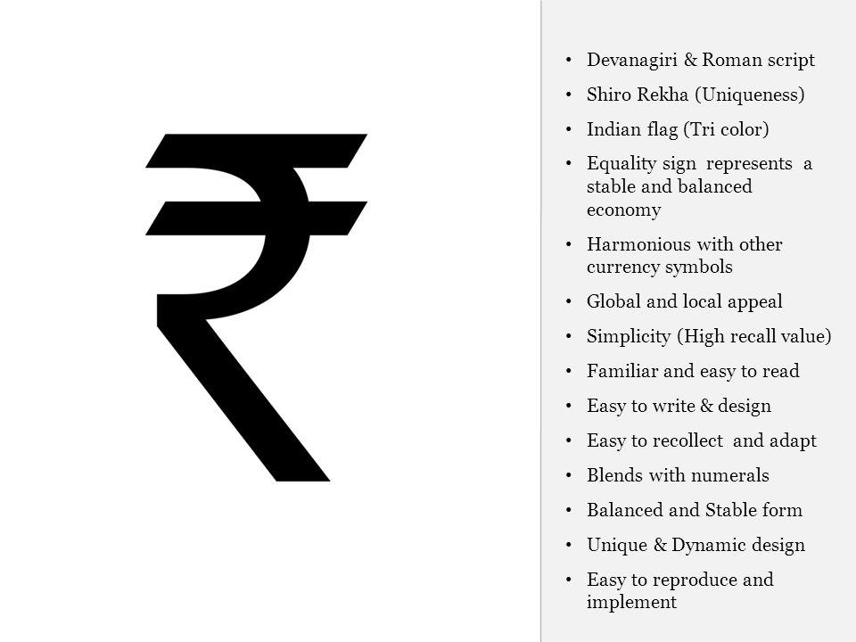 Devanagiri & Roman script