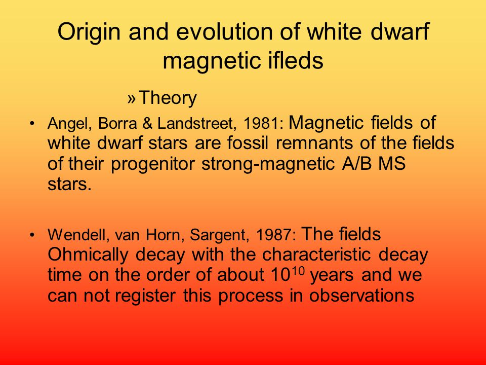 Origin and evolution of white dwarf magnetic ifleds