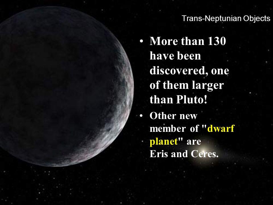 Trans-Neptunian Objects