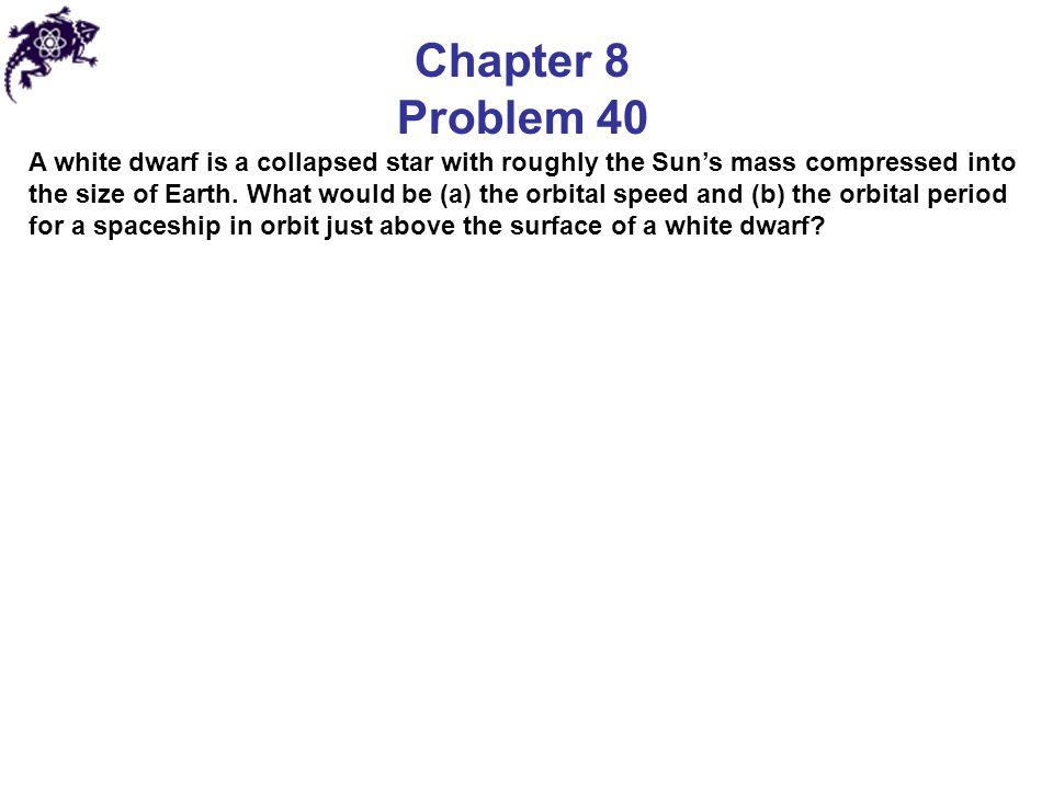 Chapter 8 Problem 40.