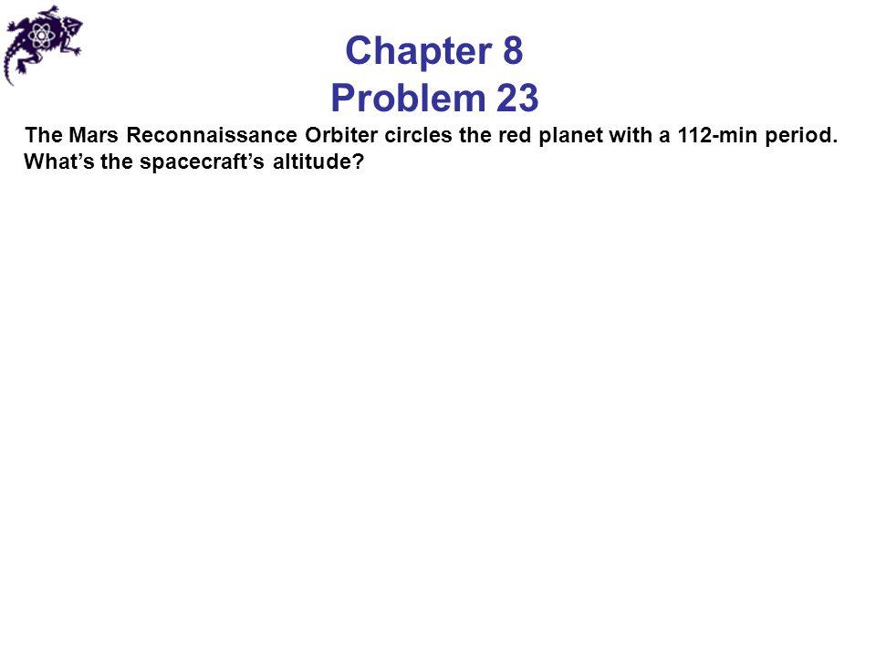 Chapter 8 Problem 23.