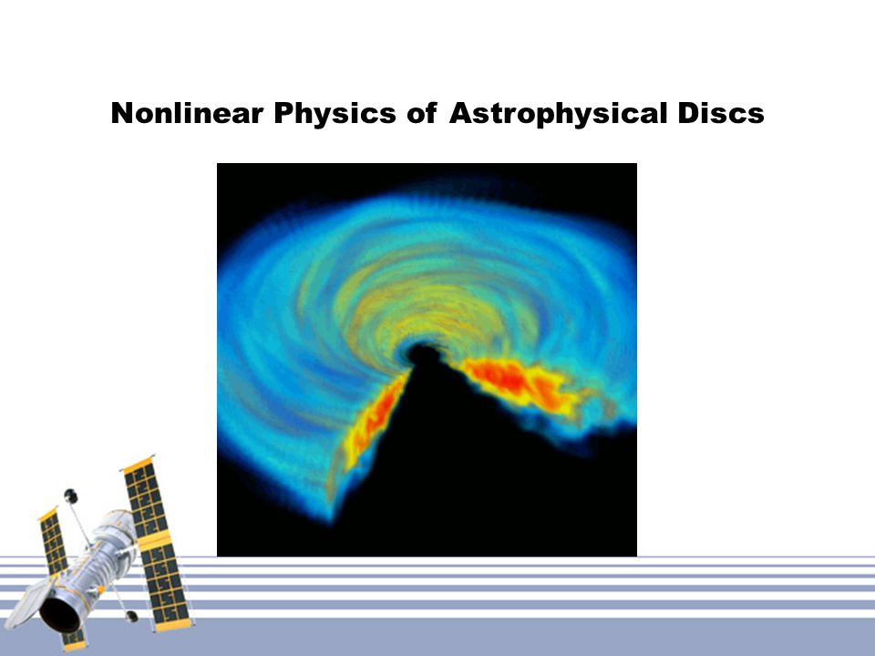 Nonlinear Physics of Astrophysical Discs