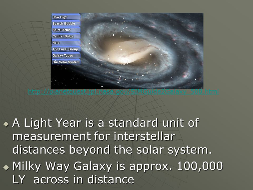 distance of milky way and the solar system - photo #4