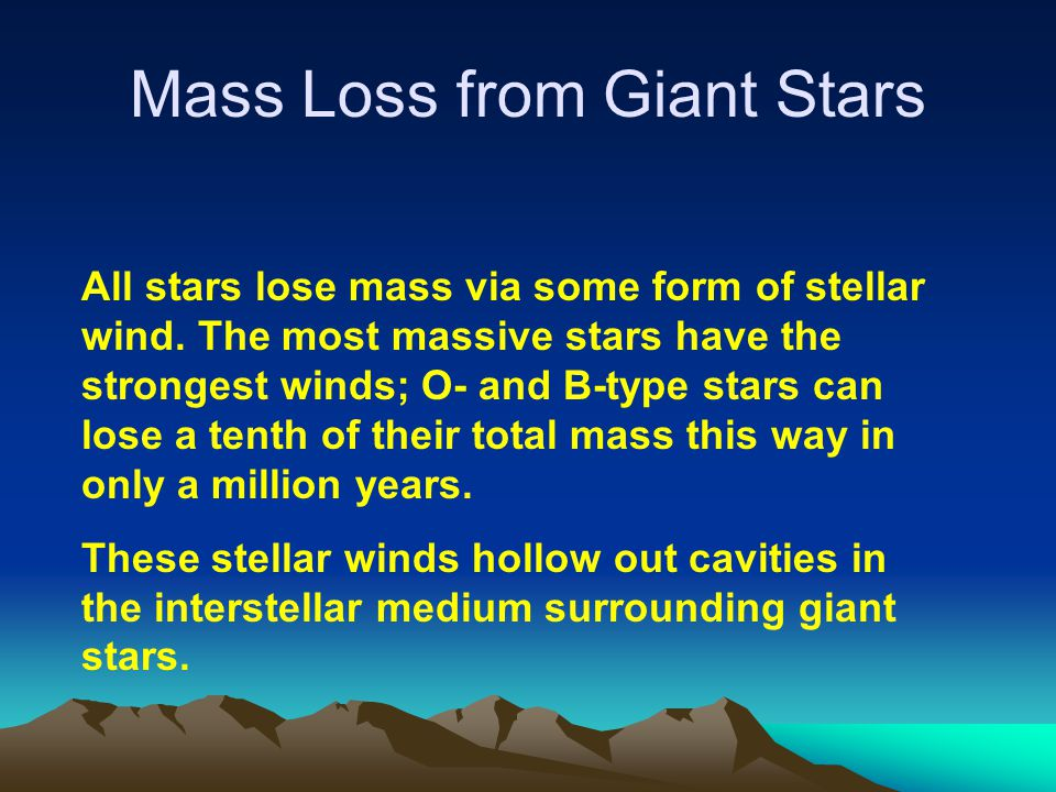 Mass Loss from Giant Stars