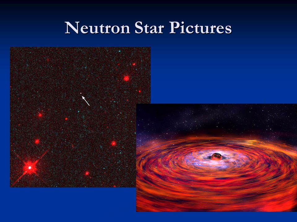 Neutron Star Pictures