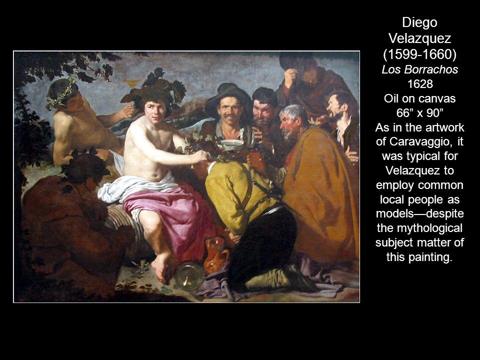 Diego Velazquez (1599-1660) Los Borrachos