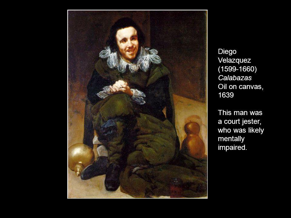 Diego Velazquez (1599-1660) Calabazas