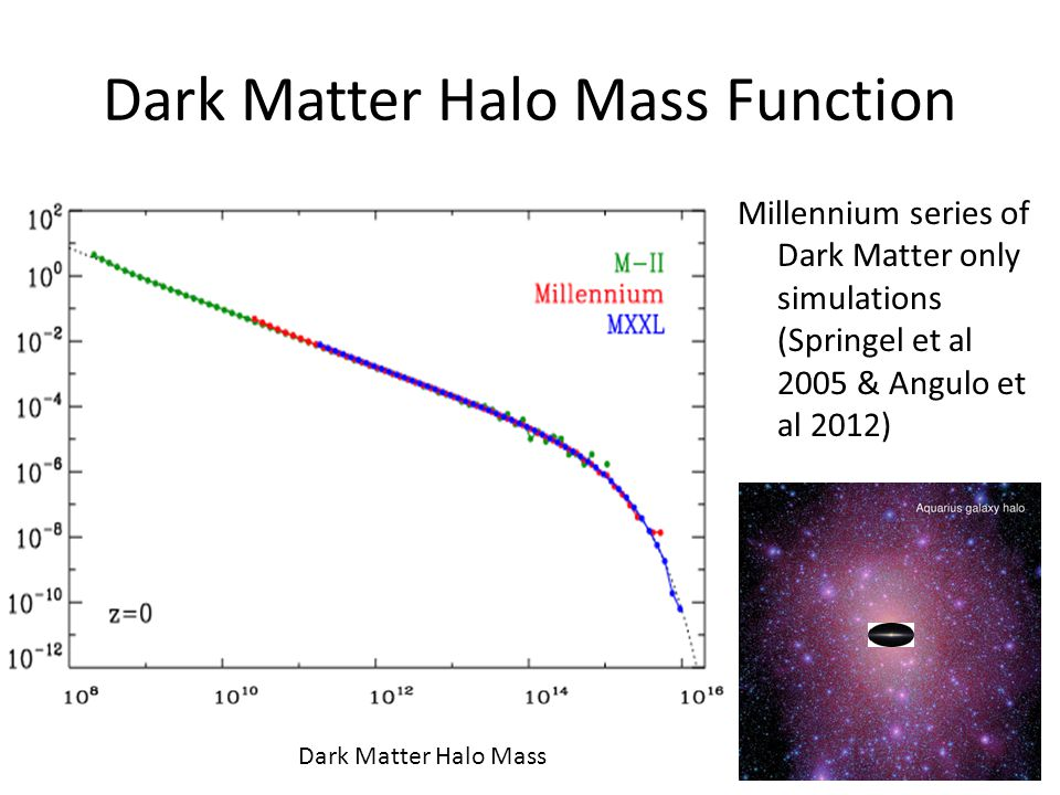Dark Matter Halo Mass Function