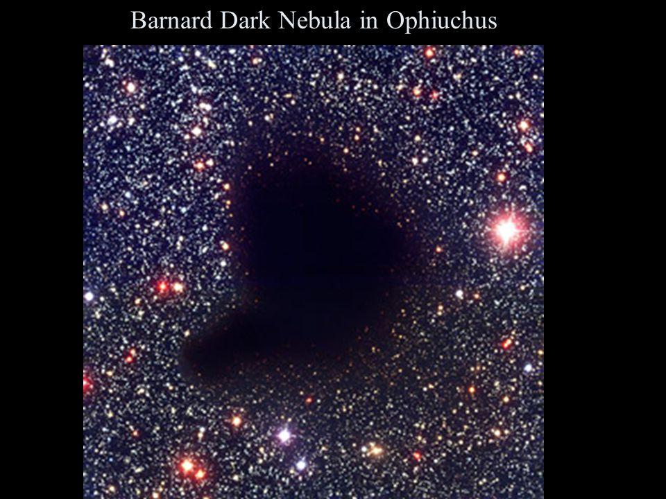 Barnard Dark Nebula in Ophiuchus
