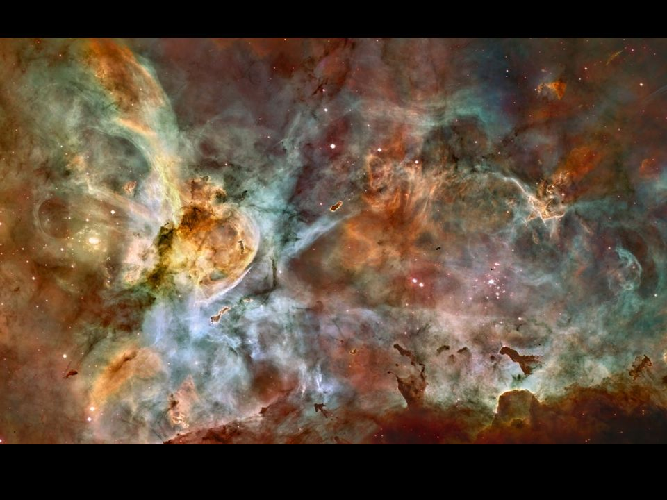 Eta Carinae, the most energetic star in the nebula, was one of the brightest stars in the sky in the 1830s, but then faded dramatically.