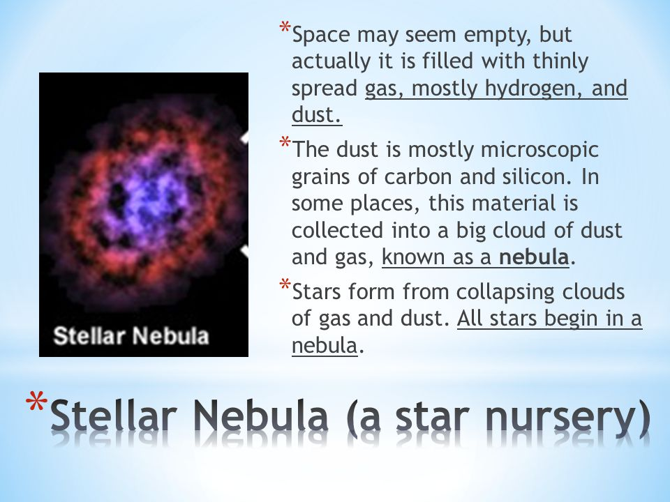 Stellar Nebula (a star nursery)