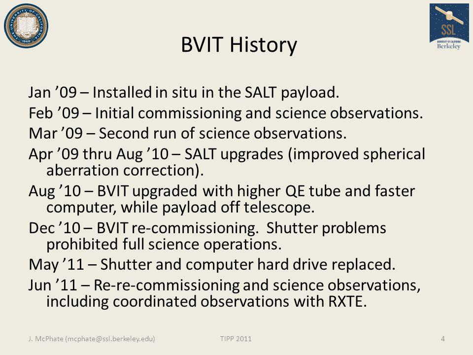 BVIT History
