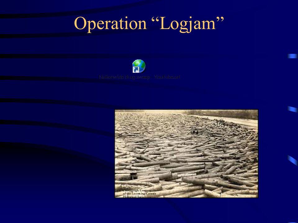 Operation Logjam