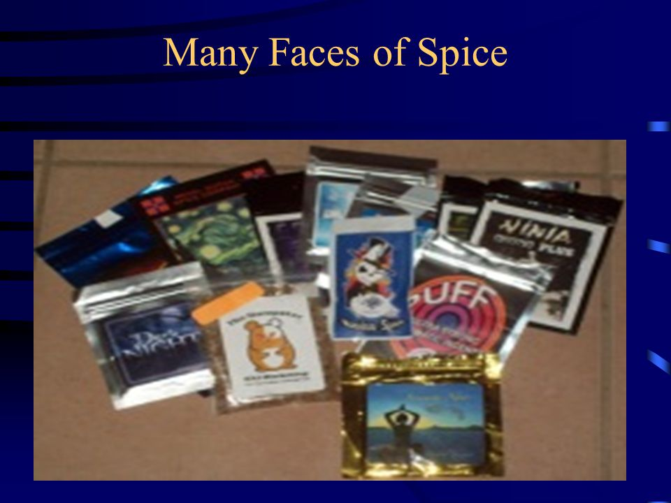 Many Faces of Spice