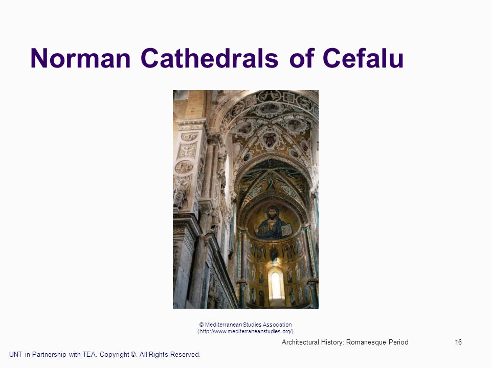 Norman Cathedrals of Cefalu