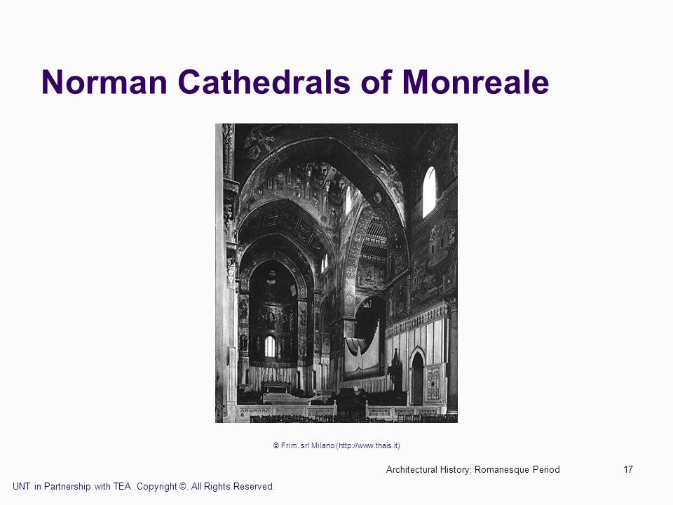 Norman Cathedrals of Monreale