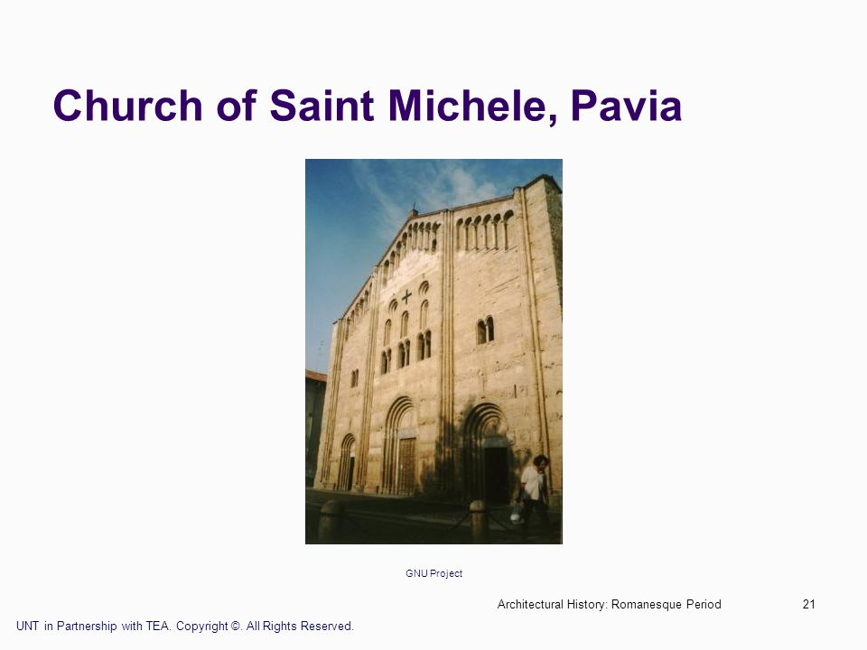 Church of Saint Michele, Pavia