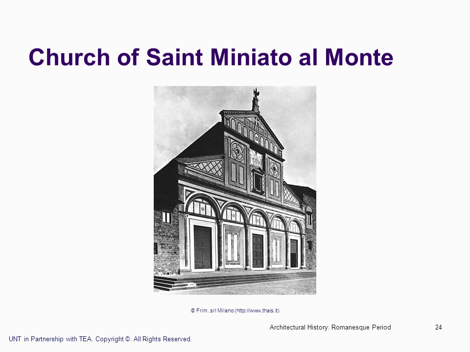 Church of Saint Miniato al Monte