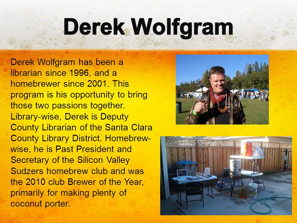 Derek Wolfgram