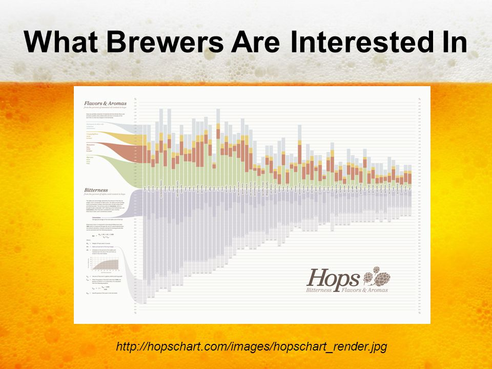 What Brewers Are Interested In