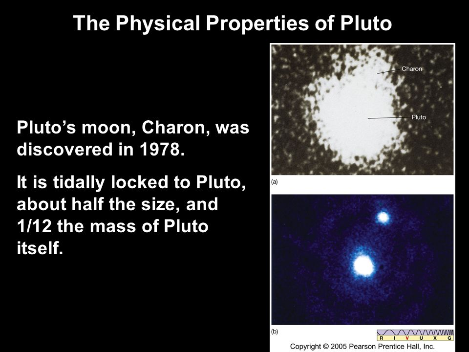 The Physical Properties of Pluto