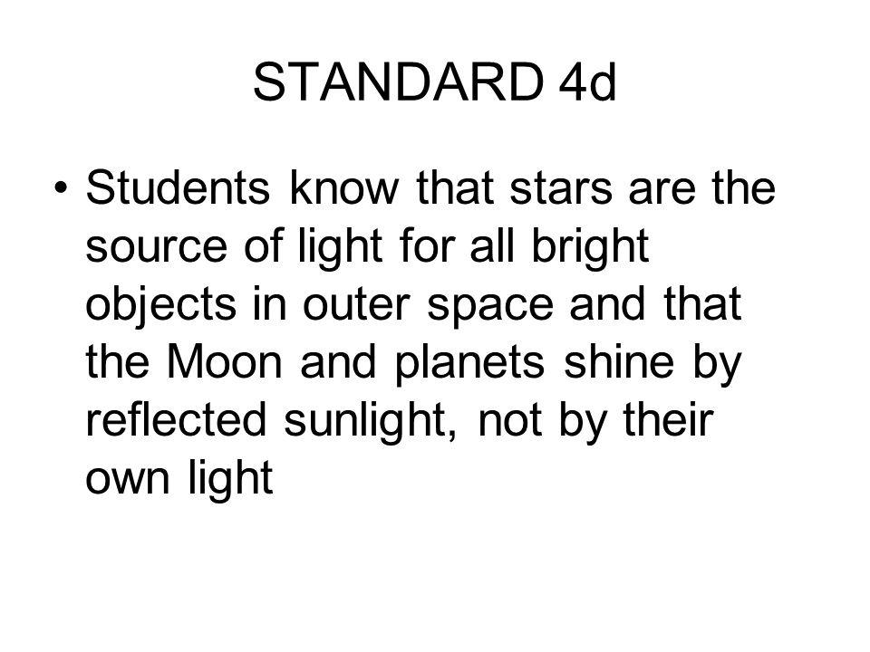STANDARD 4d