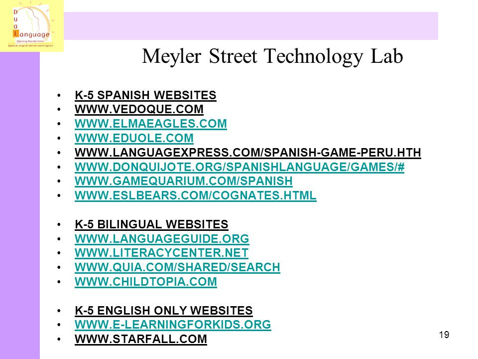Meyler Street Technology Lab