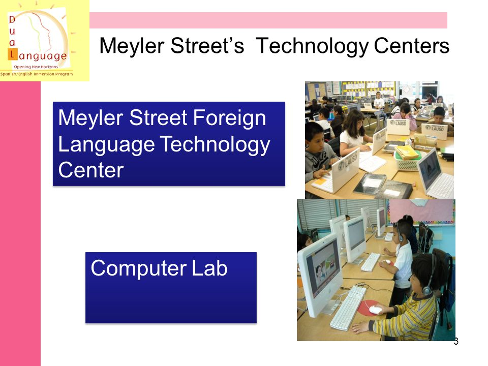 Meyler Street's Technology Centers