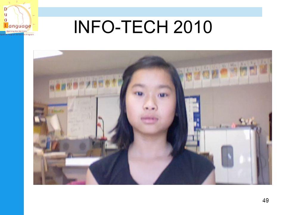INFO-TECH 2010