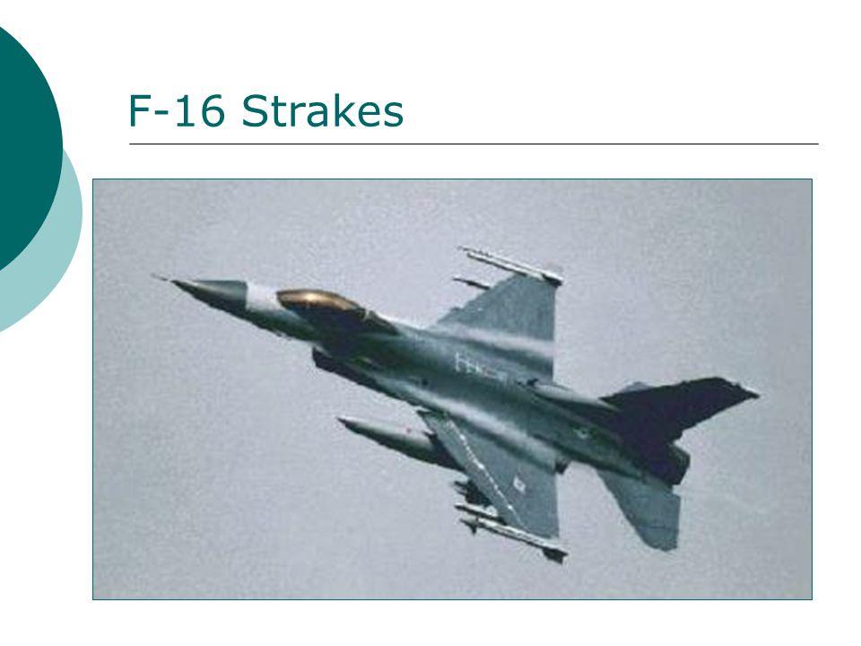 F-16 Strakes
