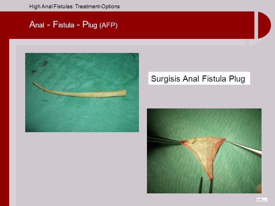 Anal - Fistula - Plug (AFP)