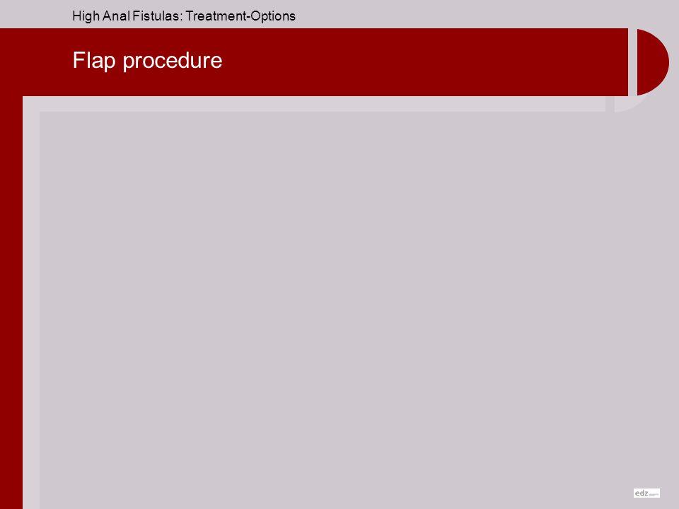Flap procedure