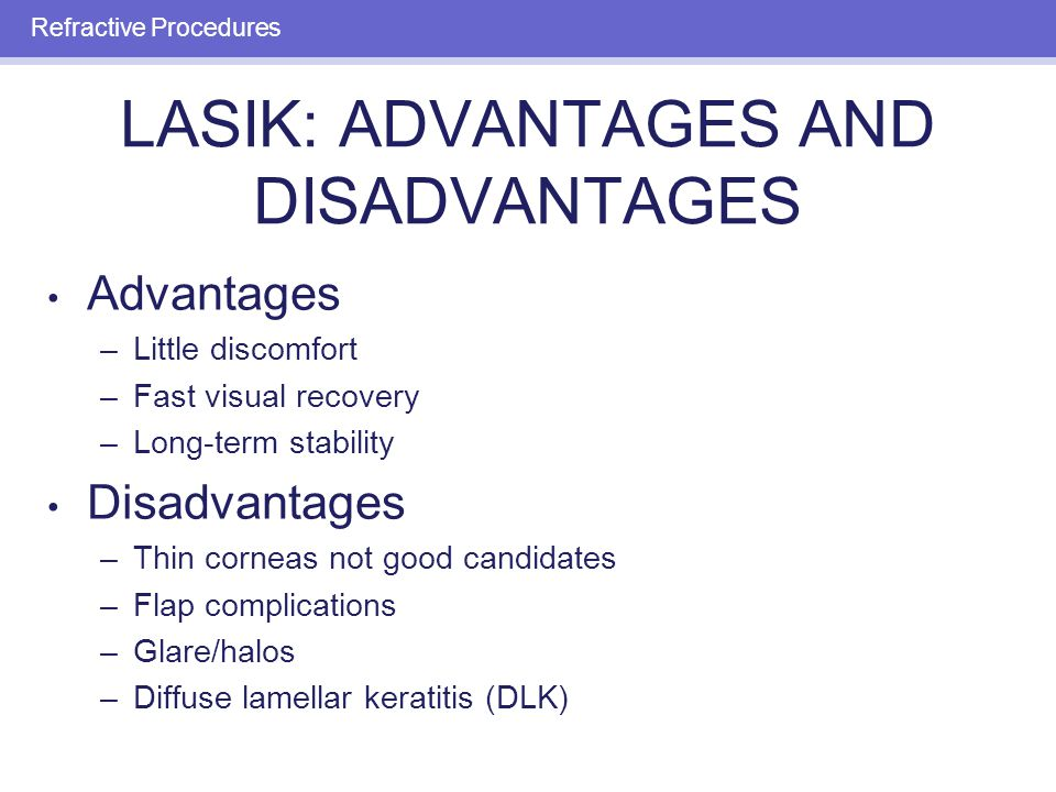 LASER DIFFERENCES Conventional laser