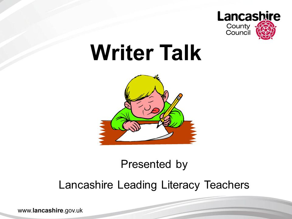 Lancashire Leading Literacy Teachers